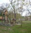 В двора на детската градина