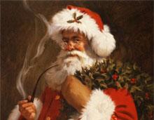 Днес празнува... Дядо Коледа