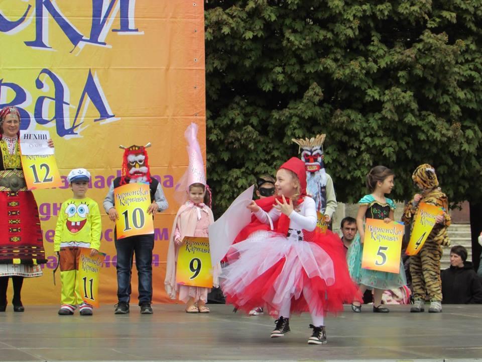 Отлично представяне на Варненския карнавал